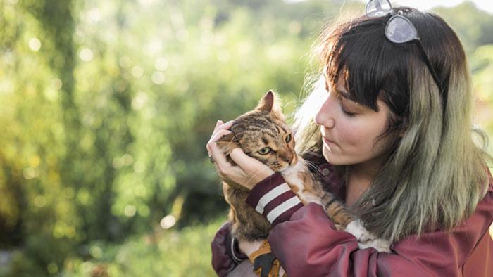 آیا گربه ها صاحب خود را می شناسند؟